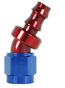 Picture of 400 Series 30 degree Hose End