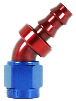 Picture of 400 Series 45 degree Hose End