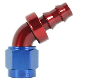 Picture of 400 Series 60 degree Hose End