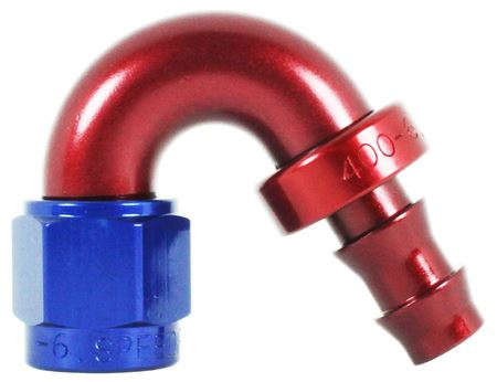 Picture of 400 Series 150 degree Hose End