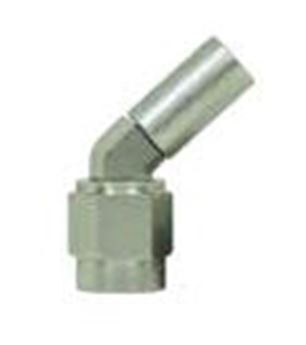 Picture of 520 Series 45 degree Steel Hose End