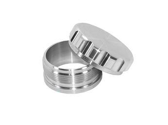 Picture of Aluminium Weld On Neck with Cap