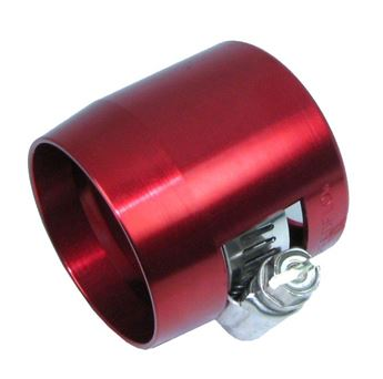 Picture of 150 Series Hose Cover Clamps - Red