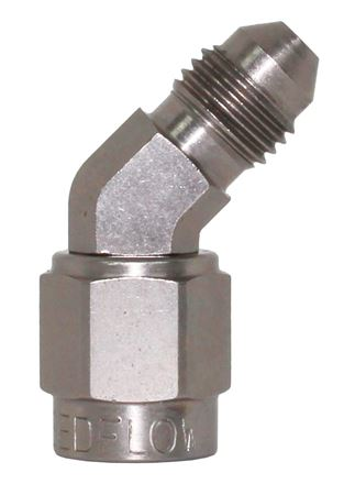 Picture of 45 degree Steel Female - Male
