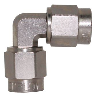 Picture of 90 degree Steel Female - Female