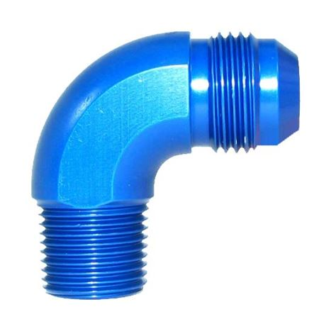 Picture of 90 degree Male NPT Adapters