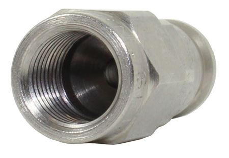 Picture of 200 Series Steel Female Concave Seat Bleed Nipple Adapter