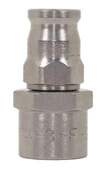 Picture of 200 Series Aluminium Female NPT Hose End