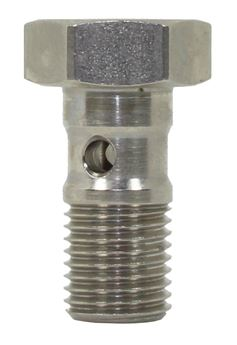 Picture of Steel Single Banjo Bolt - Metric