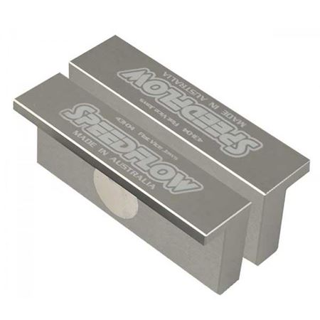 Picture of Aluminium Flat Vice Jaws