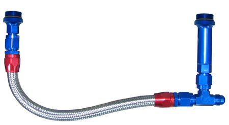 Picture of Carburettor Fuel Line Kits 100 Series Hose