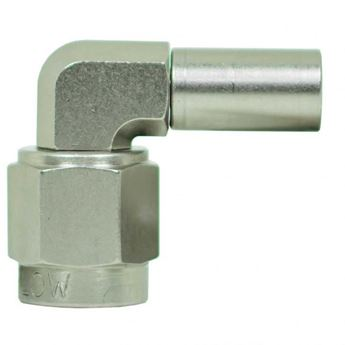 Picture of 520 Series Stepped 90 degree Steel Hose End