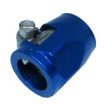 Picture of 150 Series Hose Cover Clamps - Blue