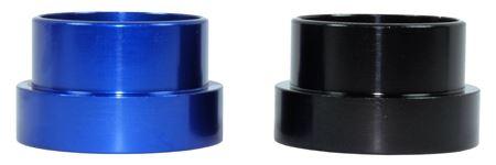 """6 tube size 3//8""""  Aluminium Tube Sleeve 819-06 Speedflow size"""