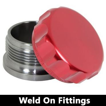 Picture for category Weld On Fittings