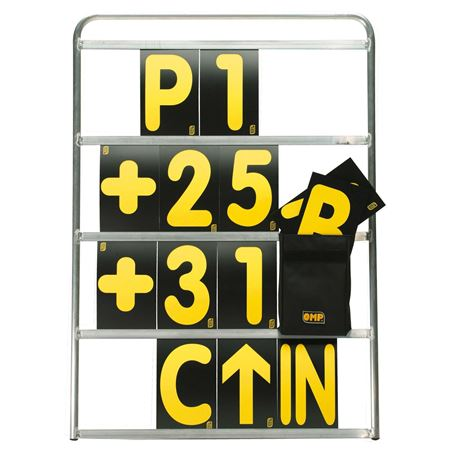 Picture of OMP Professional Pit Board